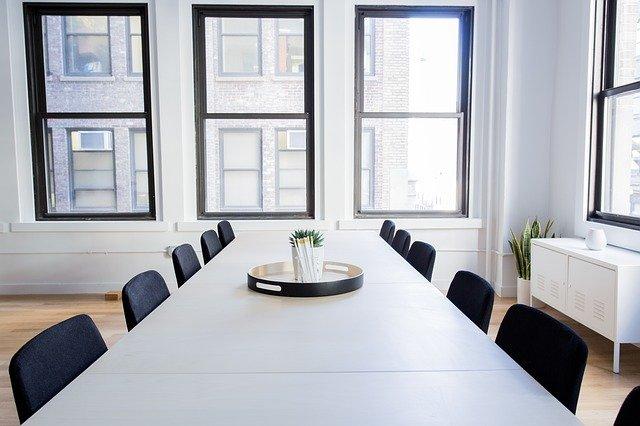 prostor kanceláře